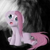 Pinkamena is broken by Ra1nbowScr4tch