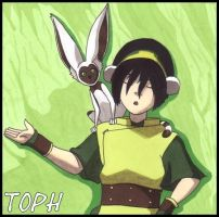 Toph by lubyelfears