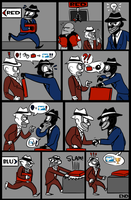 TF2: SPY vs SPY by immessedup