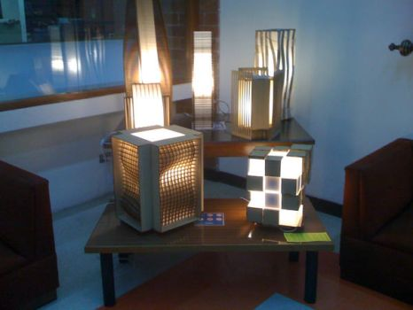 the collection of our lamps by lordfercd