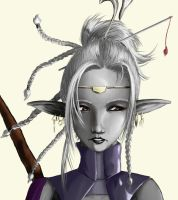 Drow by mattica