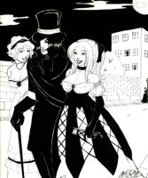 Hyde Loves the Ladies Ink by VerdantMistress