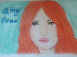 amy pond by angelica130201