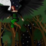 Rhaine Alcinea: Competition Entry by FreakySnowFlakes