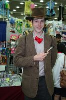 11th Doctor by Witch-Hunter-87