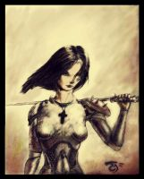 Joan-of-Arc by apocalypse-cow