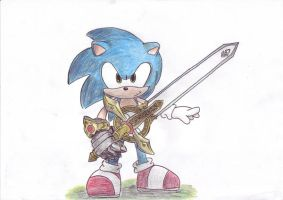 Sir Sonic by LeniProduction