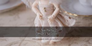 Tea Party Cover by MySweetQueen-Dolls