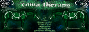 Coma Therapy Reference by KwehCat