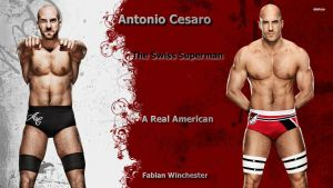 Antonio Cesaro Wallpaper 2014 by Fabian-Winchester