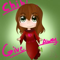 CHIBI GIVE AWAY by deliriousPoet