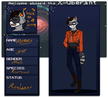 Richard||X-Uberant by YellowCakeBeat