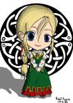 Alisha von Revan for Chibi Contest by Xpuk