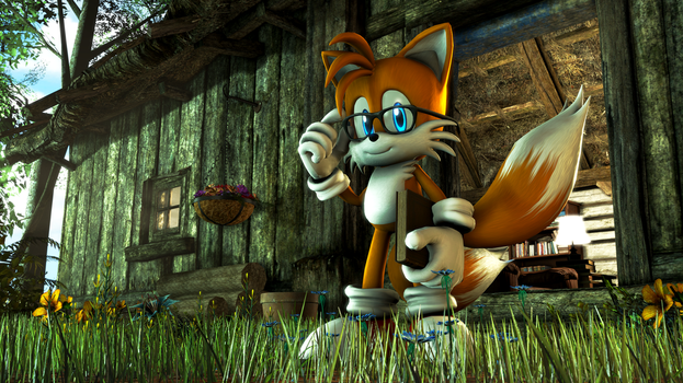 Outdoorsy Tails [SFM] by HansGrosse1
