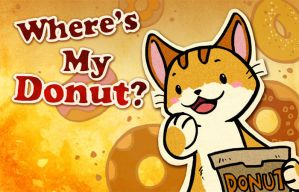 Where's My Donut? by sandara