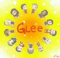 Glee: New directions by Kiwa007