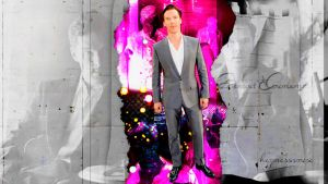 Benedict cumberbatch wallpaper 42 by HappinessIsMusic