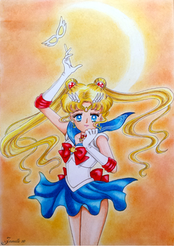 Sailor Moon by Jaenelle-20