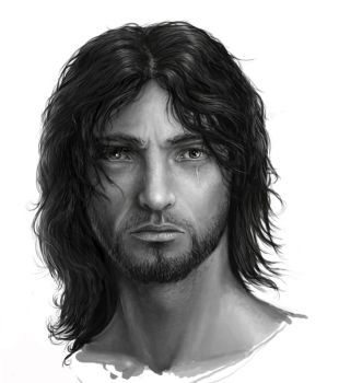prince of persia work in progr by DAObiwan