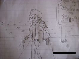 IC 3: Edward In Silent Hill by IncredibleCheese