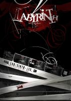 Labyrinth - Affiche 03 by Tyrune