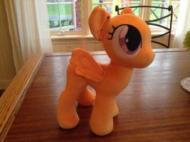 WIP Scootaloo by Littlestplushoppe