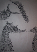 Seahorses 3 by Chicken-skin
