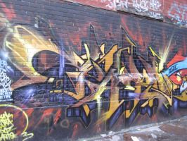 Graffiti Stock 52 by willconquers-stock