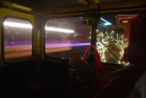 'Light Speed' Holiday Express by TaionaFan369