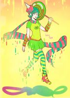 trickster roxy by loonytwin