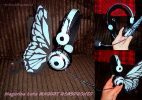 Luka MAGNET HEADPHONES by BloodyWonderland