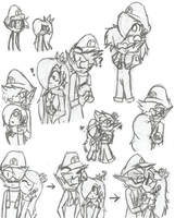 Waslina Sketches by Crazy-Drawer101