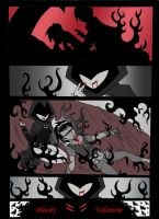 Bloody Valentine Page Two by AvengeroftheAbyss
