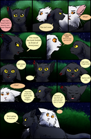 The Recruit- Pg 119 by ArualMeow