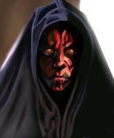 Darth Maul v.2 by Ek-cg