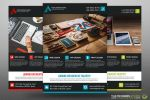Creative Business Flyer Template by Thats-Design