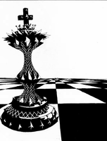 Ornate Chess King by DuplicitousDichotomy