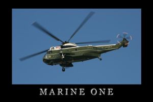MARINE ONE by ScarredWolfphoto