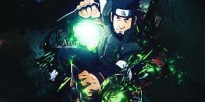 Asuma Sarutobi by TaKeShi259
