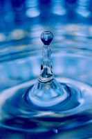 Water drop_2_ by snaape