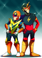 star and elec by mizz-ninja