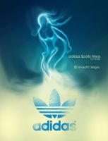 Adidas Poster by mnoso90