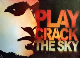 Crack the Sky by mikeoncley