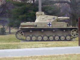 Panzer IV Ausf. D by DarkWizard83