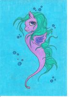 Sea Pony by Willow421