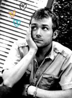 Damon Albarn by Ink23