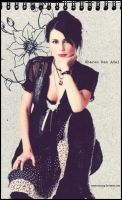 Sharon Den Adel by origin-missing