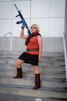 Cosplay (RE4): Who Needs MY help? by AngelicCosplay