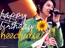heechullie 25 by vicvickyrox