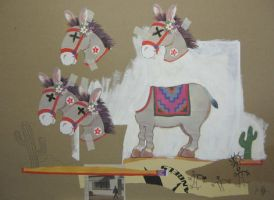 pin the donkey heads by the-Px-corporation